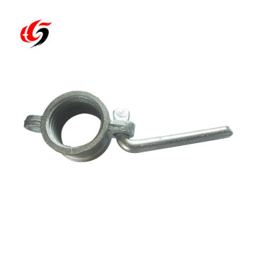 Scaffolding Steel Props Shoring Jack Post Prop Nut