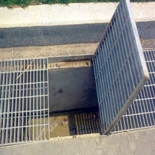 Galvanized Stainless Steel Grid Gully Cover