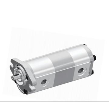 JCB double Aluminum Gear Pump