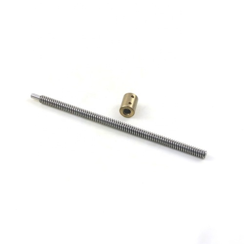 Tr18x4 high speed low friction lead screw