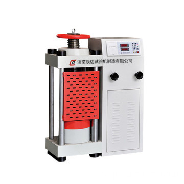 3000kn Digital Display Hydraulic Compression Testing Machine