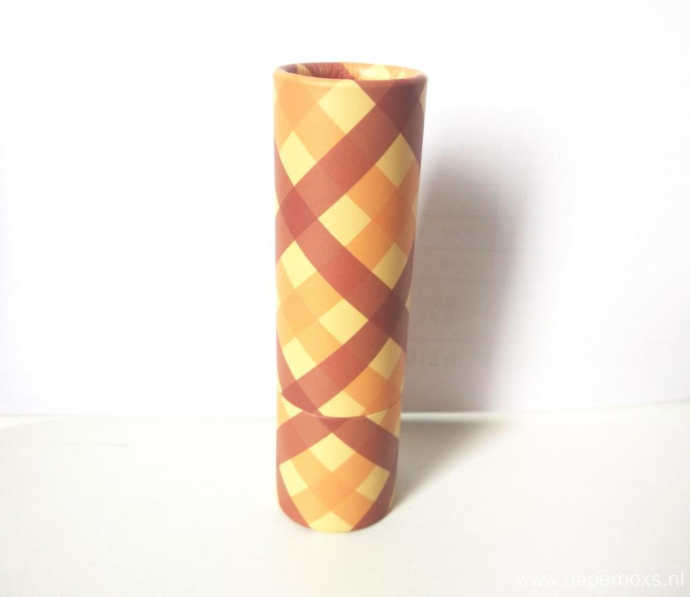 Recycle Lipstick  Paper Tube