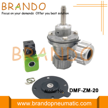 SBFEC Type 3/4'' Pulse Valve With Dresser Nut