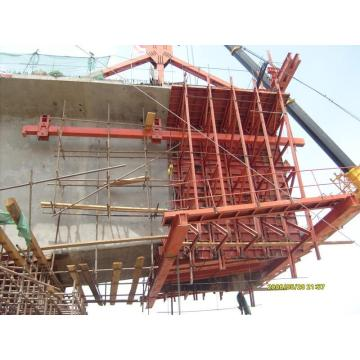 Continuous Beam Concrete Bridge Formwork