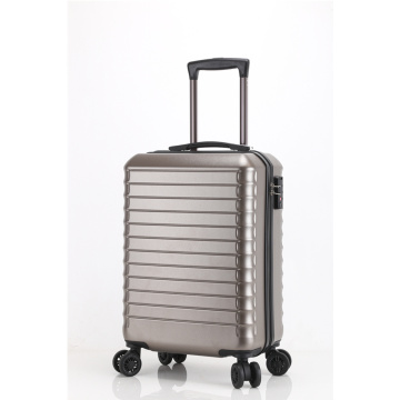 PC luggage  Alloy material high quality suitcase