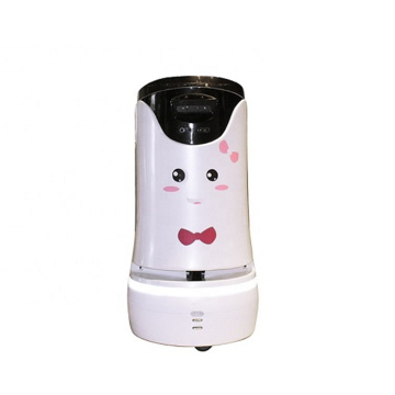 Smart Business Meet Scene Service Welcome Robot