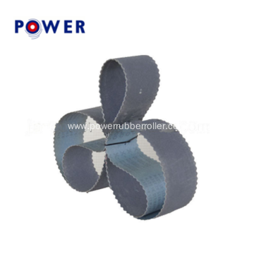 Custom Rubber Roller Sanding Belts