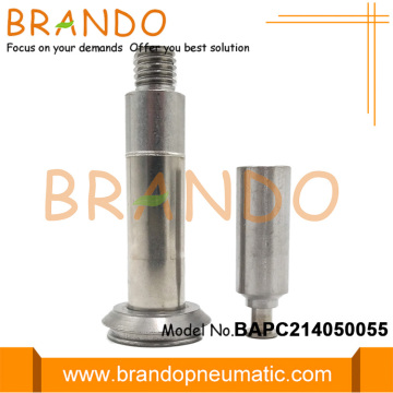 Stainless Steel Flange Seat Solenoid Valve Armature Plunger