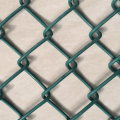 2 inch diamond hole Chain link fence