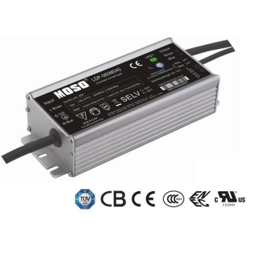 Dimmable IP67 programmable led driver