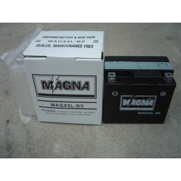 12V 5Ah High Performance Lead-acid Motorcycle Batteries