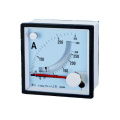 Analog Current Panel Meter Double Pointer