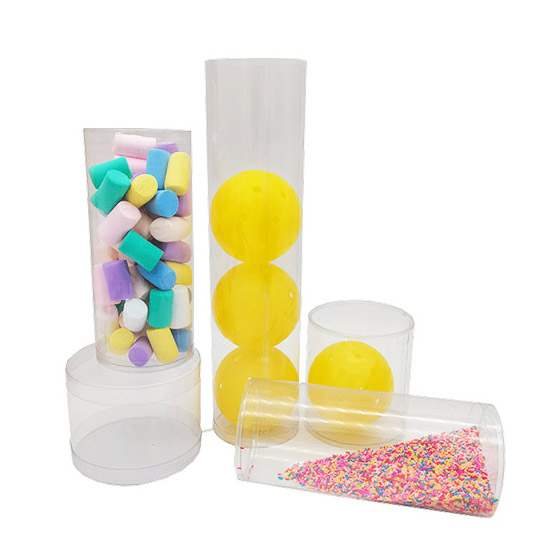 Plastic Cylinder Boxes