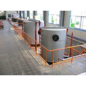 Factory Price Strong convection bell type resistance furnace