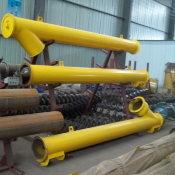 LSY 219 screw conveyor for cement silo