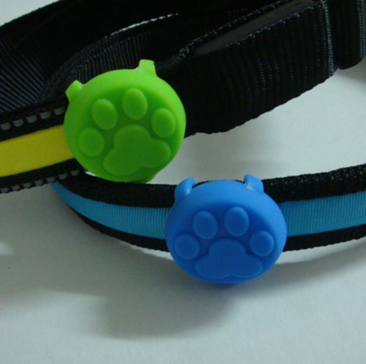 LED pet tag