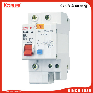 1p+N Mini RCBO 3ka with Sirim Certification