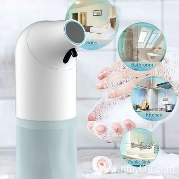 foaming hand soap dispenser