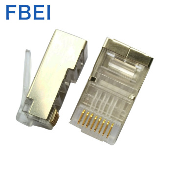 Cat6-connector RJ45 Cat6 STP-connector verkopen