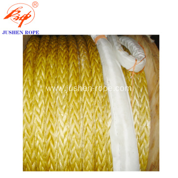 Polyester UHMWPE Marine Towing Rope