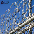 Razor Barbed Wire Hot Dipped Galvanized Razor Blade