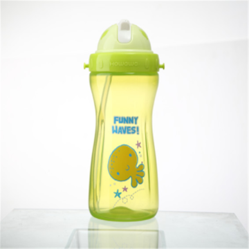 Baby Water Drinking Straw Bottle XL