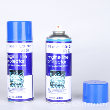 Engine Protector Safe Formula Leaves No Residue