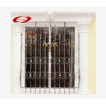 Ornamental Wrought Iron Doors
