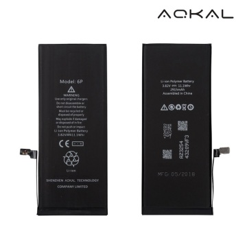 iPhone 6Plus Ranplase batri ak Original TI IC