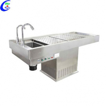 Morgue Equipments Body Stainless Steel Autopsy Table