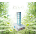 Uv room disinfection uv tio2 air purifier