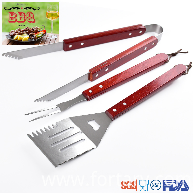 Multi Functional Bbq Tools Set