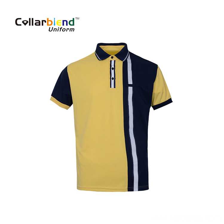 Customize Dry Fit Reflective Work Polo