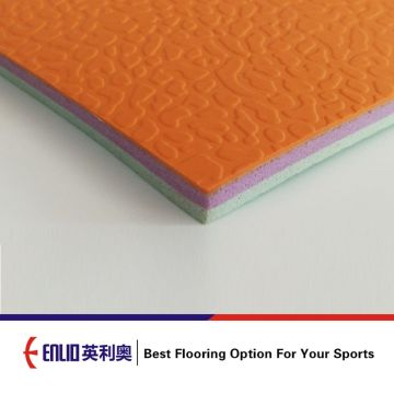 Indoor Volleyball Court Flooring
