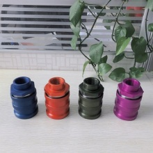 ISO16028 Quick Coupling FF0B Female Gray