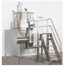 High Speed Mixer Granulator Machine