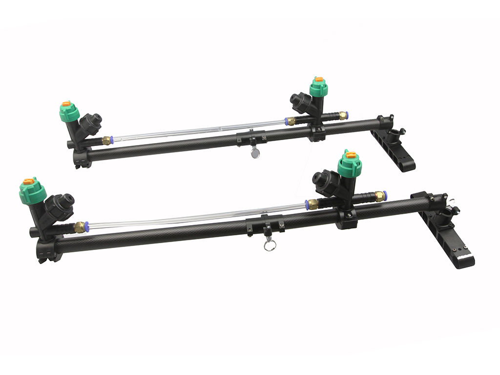 Foldable Sprayer Bar with Nozzles