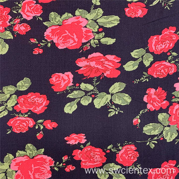 Ndonesia Breathable Custom Printed 100 Rayon Fabric