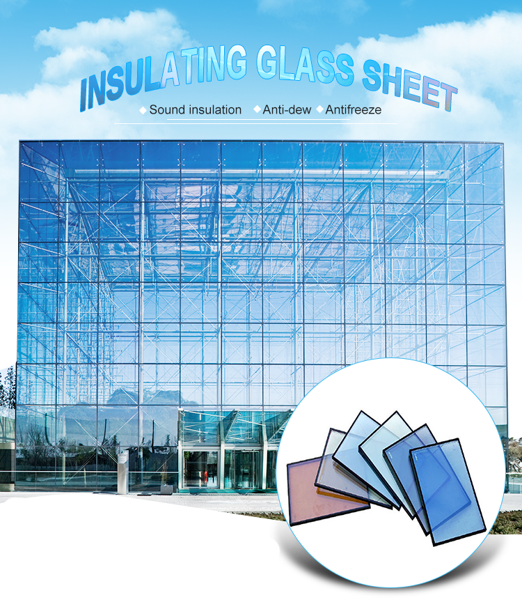 Double Pane Glass Panels