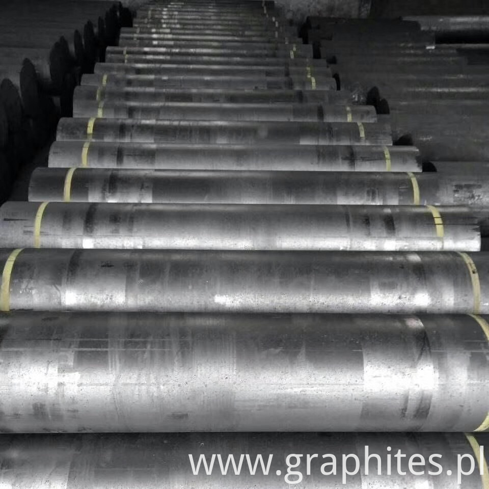 High Bulk Density HP Graphite Electrode with Low Consumption