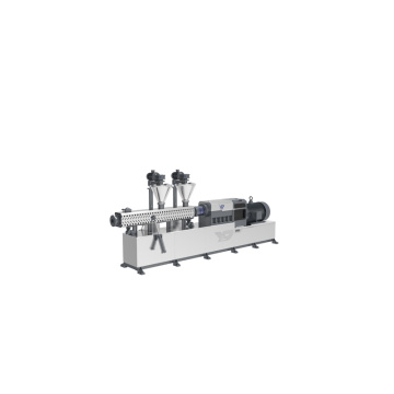 Plastic Blending Masterbatch Kneading and Extruding System