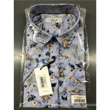 High quality print shirt