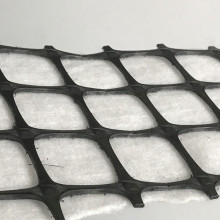 Combigrid Biaxial Geogrid Composite with Geotextile