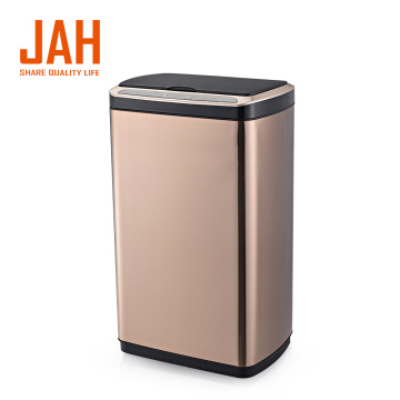 JAH 430 stainless steel sensor trash can
