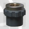 ASTM SCH80 UPVC Female Adaptor Dark Grey Color