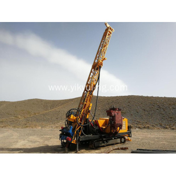 Geological exploration underground RC drilling rig