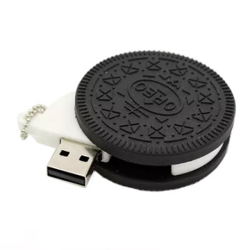 Food Cookie USB Flash Drive Memory Stick
