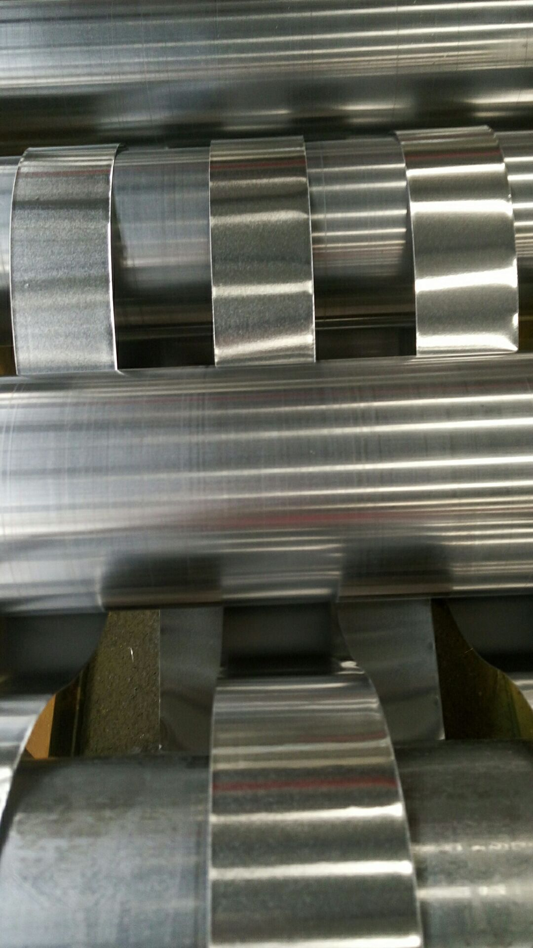 Packing Aluminum Jumbo Roll Foil