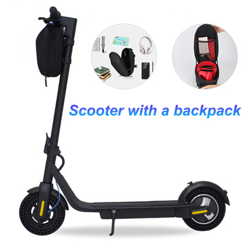 Scooter Storage Bag Large Capacity EVA Material