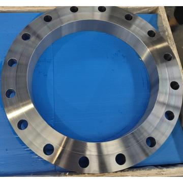 JIS standard large size slip on flanges